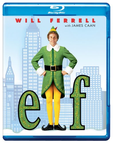 Elf [Blu-ray] System.Collections.Generic.List`1[System.String] artwork