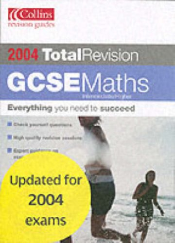 GCSE Maths (Total Revision) N/A edition cover