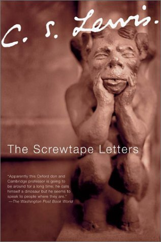 Screwtape Letters   2001 (Gift) edition cover