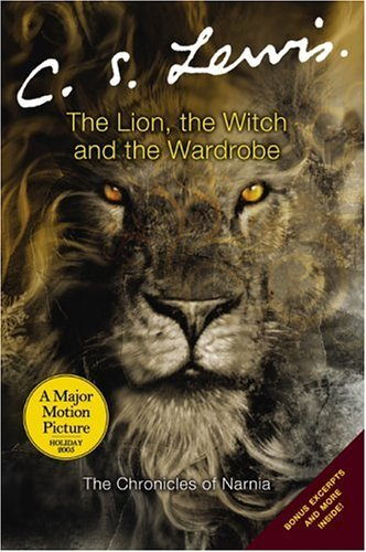 Lion, the Witch and the Wardrobe  1978 9780060764890 Front Cover