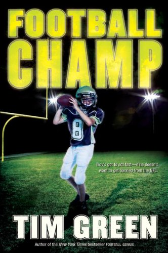 Football Champ   2009 9780061626890 Front Cover