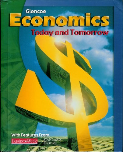 Economics Today and Tomorrow  2001 edition cover
