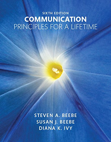 Communication + New Mycommunicationlab for Communication: Principles for a Lifetime  2015 9780134126890 Front Cover