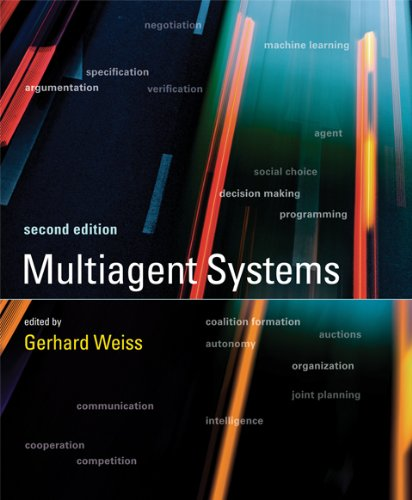 Multiagent Systems  2nd 2013 edition cover