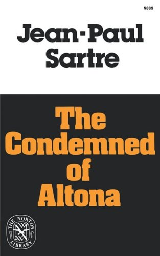 Condemned of Altona  Reprint 9780393008890 Front Cover