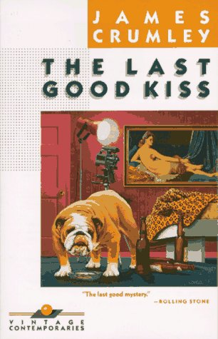 Last Good Kiss   1988 edition cover