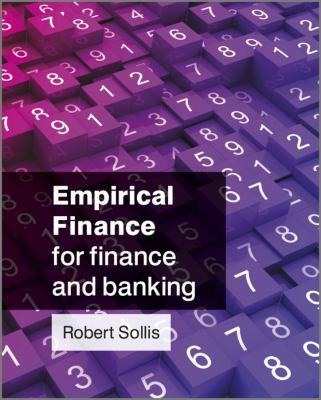 Empirical Finance for Finance and Banking   2012 9780470512890 Front Cover