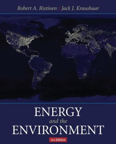 Energy and the Environment  2nd 2006 (Revised) edition cover