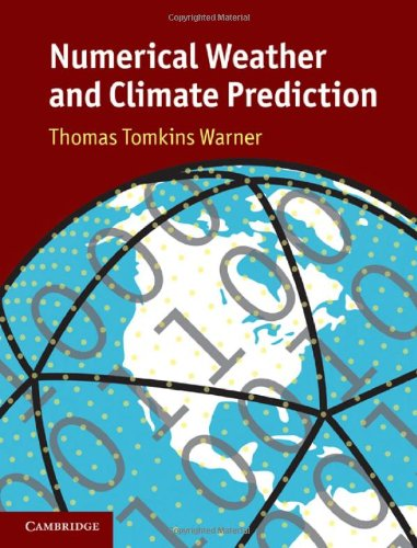Numerical Weather and Climate Prediction   2010 edition cover