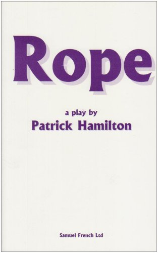Rope   2003 edition cover
