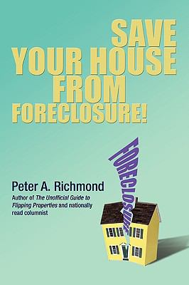 Save Your House from Foreclosure!   2008 edition cover