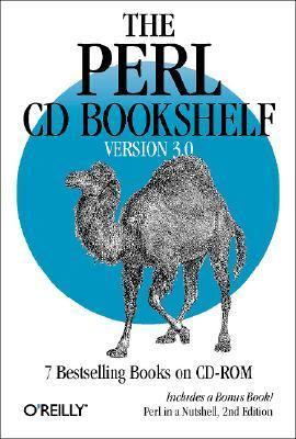 Perl Bookshelf, Version 3.0  3rd 2002 edition cover