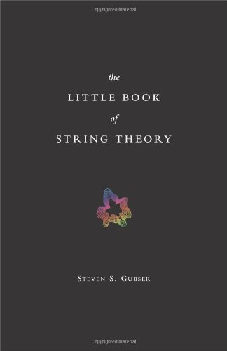Little Book of String Theory   2010 edition cover