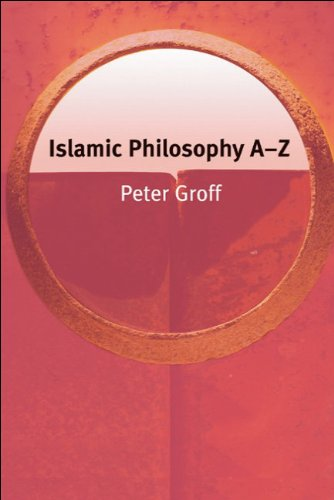 Islamic Philosophy A-Z   2007 9780748620890 Front Cover