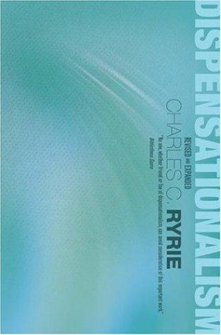 Dispensationalism   2007 edition cover