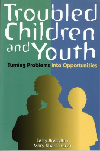Troubled Children and Youth Turning Problems into Opportunities  2003 edition cover