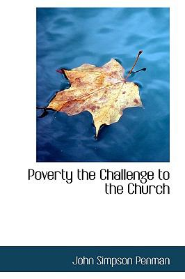 Poverty the Challenge to the Church:   2009 edition cover