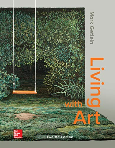 Cover art for Living with Art, 12th Edition