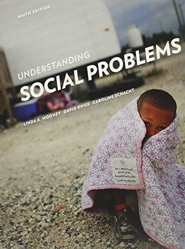 Understanding Social Problems  9th 2015 edition cover