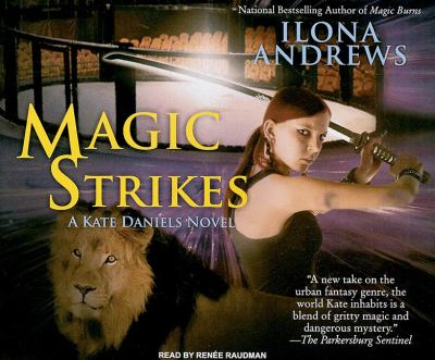Magic Strikes:  2009 9781400112890 Front Cover