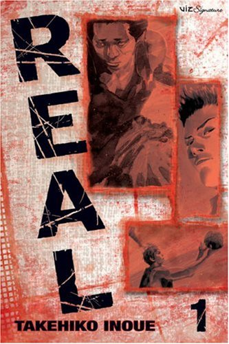 Real, Vol. 1  N/A edition cover