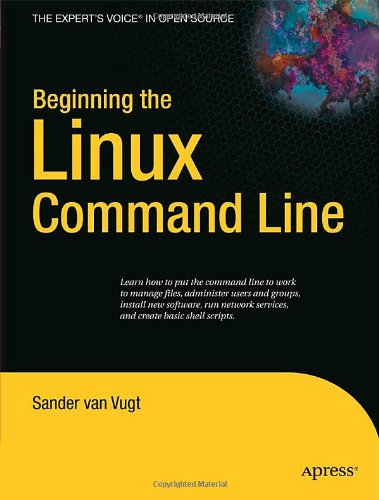 Beginning the Linux Command Line   2009 edition cover