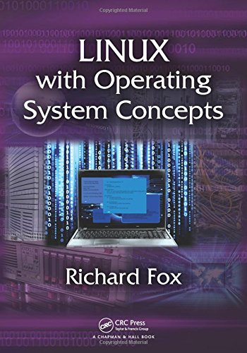 Linux with Operating System Concepts   2014 edition cover