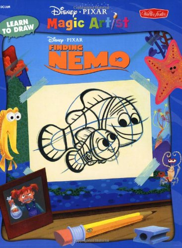 How to Draw Disney-Pixar Finding Nemo   2003 9781560106890 Front Cover