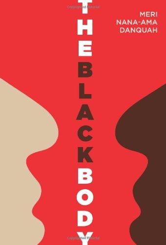 Black Body   2009 edition cover