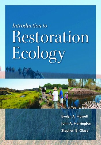 Introduction to Restoration Ecology  2nd 2011 edition cover