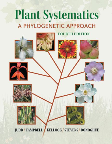 Plant Systematics A Phylogenetic Approach 4th 2016 9781605353890 Front Cover