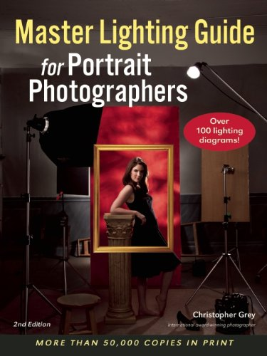 Master Lighting Guide for Portrait Photographers:   2014 edition cover