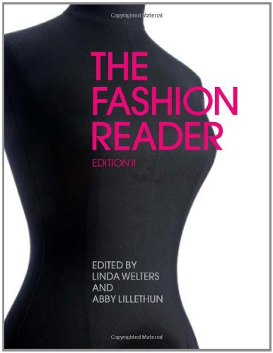 Fashion Reader  2nd 2011 (Revised) edition cover