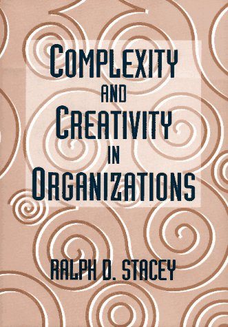 Complexity and Creativity in Organizations   1996 edition cover