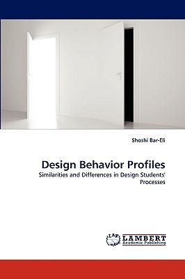 Design Behavior Profiles N/A 9783838353890 Front Cover
