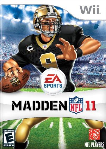 Madden NFL 11 - Nintendo Wii Nintendo Wii artwork