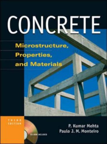 Concrete Microstructure, Properties, and Materials 3rd 2006 (Revised) edition cover