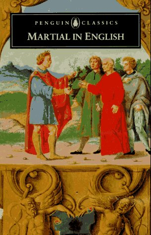 Martial in English   1996 edition cover