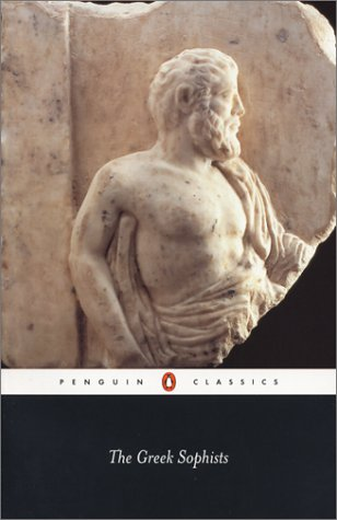Greek Sophists   2003 edition cover