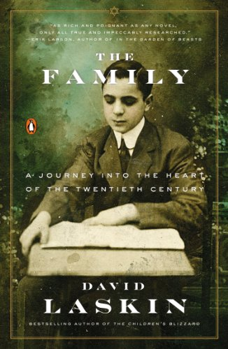 Family A Journey into the Heart of the Twentieth Century N/A edition cover