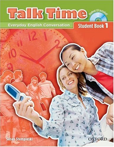Talk Time - Everyday English Conversation   2006 (Student Manual, Study Guide, etc.) edition cover