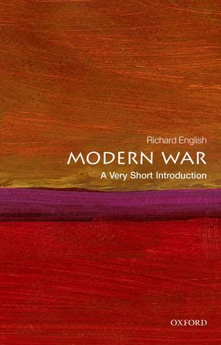 Modern War: a Very Short Introduction   2013 edition cover