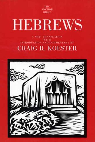 Hebrews   2001 9780300139891 Front Cover