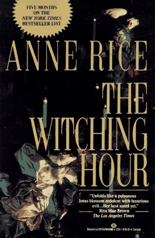 Witching Hour  N/A 9780345367891 Front Cover