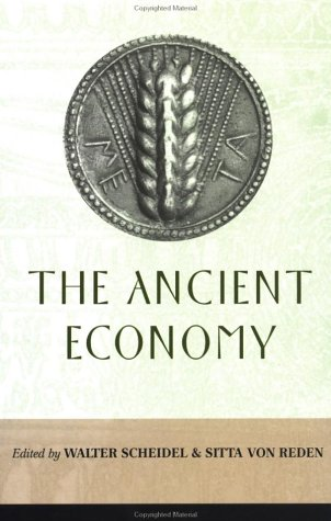 Ancient Economy   2002 edition cover