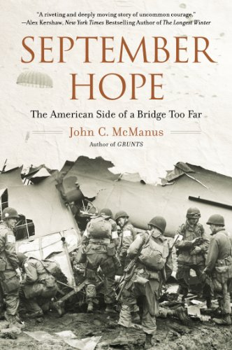 September Hope The American Side of a Bridge Too Far N/A edition cover