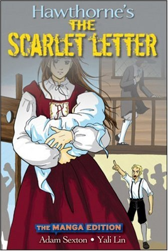 Scarlet Letter   2009 edition cover