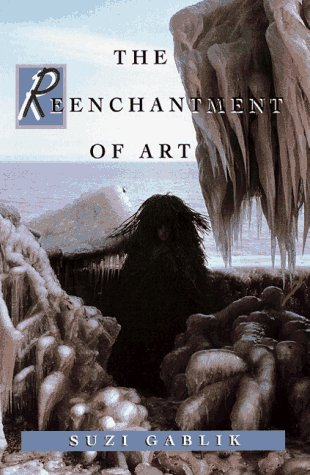 Reenchantment of Art   1991 edition cover