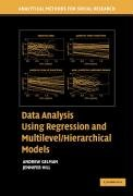 Data Analysis Using Regression and Multilevel/Hierarchical Models   2006 edition cover