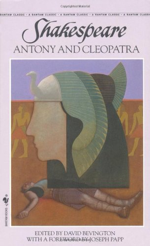 Antony and Cleopatra   1988 9780553212891 Front Cover